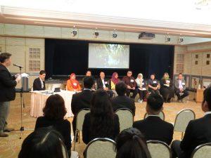 ムスリム観光客の受け入れ対応について考える座談会