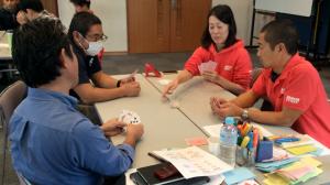 ダイバーシティとインクルージョンを実感するカードゲーム